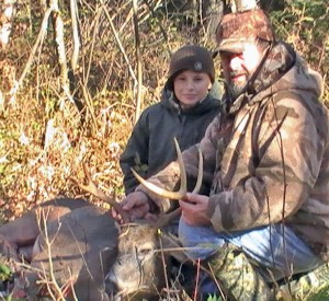 Another Pitcher Hill buck 2008